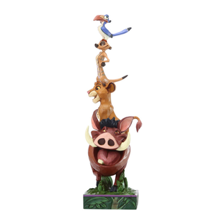 Enesco Showcase Collection - Disney Traditions - Le Roi Lion: Équilibre de la Nature par Jim Shore