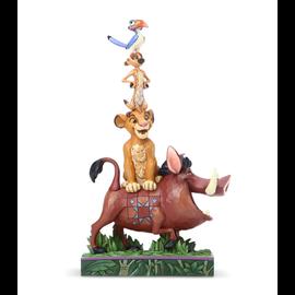 Enesco Showcase Collection - Disney Traditions - Le Roi Lion: Équilibre de la Nature par Jim Shore