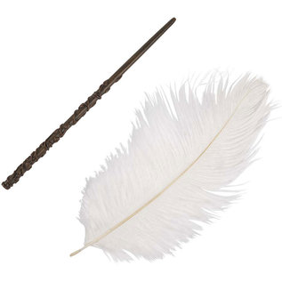 Wow! Stuff Collectionnable - Harry Potter - Plume Magique Wingdardium Leviosa Swish and Flick