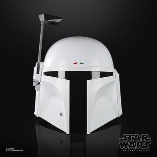 Hasbro Collectible - Star Wars - The Black Series Prototype Armor Boba Fett Helmet Replica