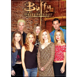 Ata-Boy Aimant - Buffy The Vampire Slayer - Buffy et compagnie