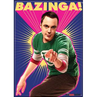 Ata-Boy Aimant - The Big Bang Theory - Sheldon Bazinga