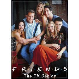 Ata-Boy Magnet - Friends - Rachel, Ross, Joey, Chandler, Phoebe, Monica
