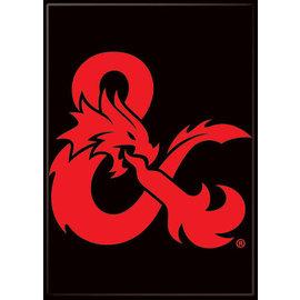 Ata-Boy Aimant - Dungeons & Dragons - Logo Ampersand