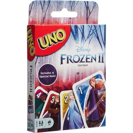 Mattel Board Game  - Disney - Uno: Frozen 2