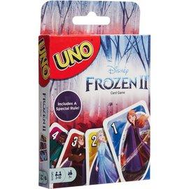 Mattel Jeu de société - Disney - Uno: Frozen 2