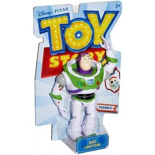 "Mattel Figurine - Disney Pixar - Histoire de Jouets 4: Buzz Lightyear Articulé 7"""