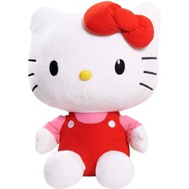 Just Play Peluche - Hello Kitty - Hello Kitty Jumbo Classique 13""