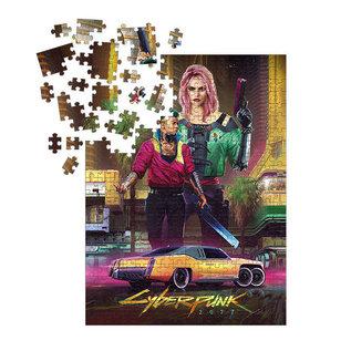 Dark Horse Casse-tête - CD Projekt Red - Cyberpunk 2077 Kitsch 1000 pièces