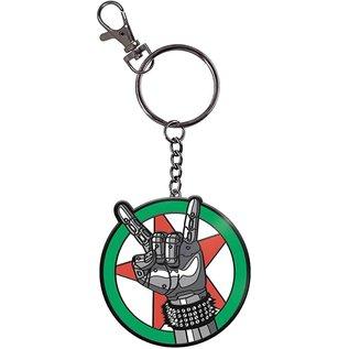 Dark Horse Keychain - CD Projekt Red - Cyberpunk 2077 Johnny Silverhand