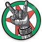 Dark Horse Lapel Pin - CD Projekt Red - Cyberpunk 2077 Johnny Silverhand