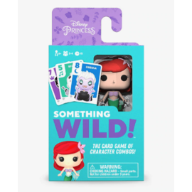 Funko Board Game  - Disney - Something Wild! Disney Princess