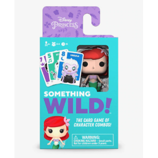 Funko Jeu de société - Disney - Something Wild! Disney Princess