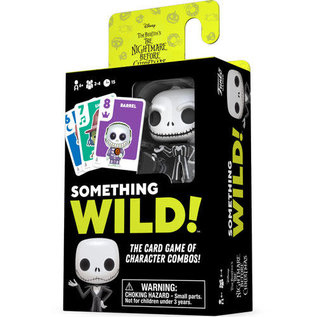 Funko Board Game  - Disney - Something Wild! Nightmare Before Christmas