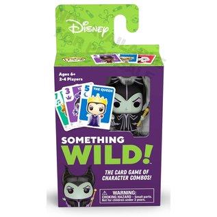 Funko Board Game  - Disney - Something Wild! Villains