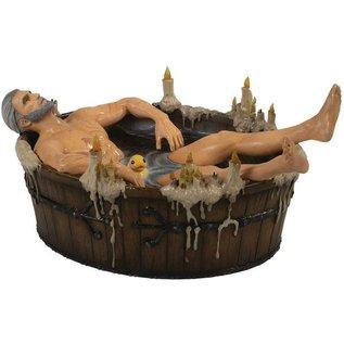 """Dark Horse Figurine - CD Projekt Red - The Witcher 3 Wild Hunt Geralt In The Bath 8"""""""