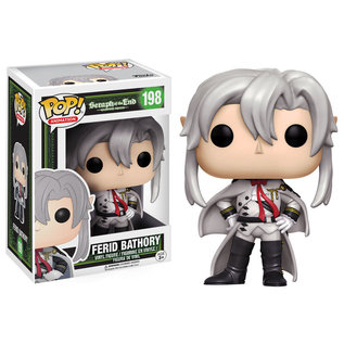 Funko Funko Pop! - Seraph of the End Vampire Reign - Ferid Bathory 198