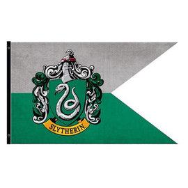 Calhoun Flag - Harry Potter - Slytherin Crest Outdoors 30''x60''