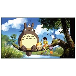 Chez Rhox Aimant - Studio Ghibli - Mon Voisin Totoro: À la Pêche!