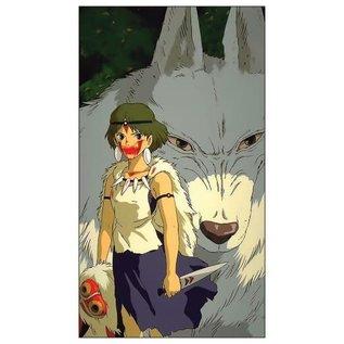 Chez Rhox Aimant - Studio Ghibli - Princesse Mononoké: Princesse Mononoké et Moro