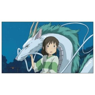 Chez Rhox Aimant - Studio Ghibli - Le Voyage de Chihiro: Chihiro et Haku le Dragon