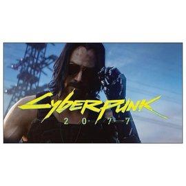 Chez Rhox Magnet - Cyberpunk 2077 - Johnny Silverhand with Sun Glasses