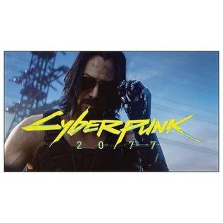 Chez Rhox Aimant - Cyberpunk 2077 - Johnny Silverhand avec Lunettes de Soleil