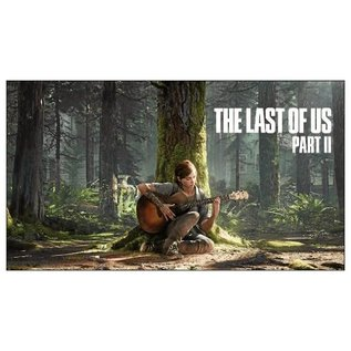 Chez Rhox Aimant - The Last of Us - The Last of Us Partie 2: Ellie Jouant de la Guitare