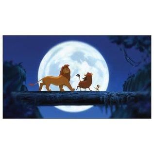 Chez Rhox Aimant - Disney - Le Roi Lion: Simba, Timon et Pumbaa au Clair de Lune