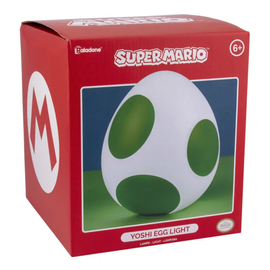 Paladone Lamp - Nintendo - Super Mario: Yoshi Egg Light