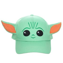 "Bioworld Casquette - Star Wars The Mandalorian - The Child ""Bébé Yoda"" 3D"
