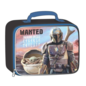 "Bioworld Boîte à lunch - Star Wars The Mandalorian - The Child ""Bébé Yoda"" et Mando ""Wanted Unknown Species"""