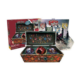 Aquarius Puzzle - Harry Potter - Quidditch 2 in 1 Recto Verso 600 pieces