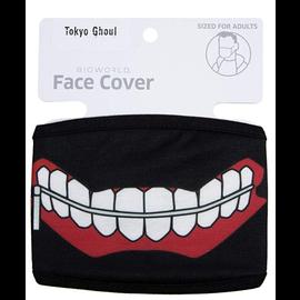 Bioworld Face Mask - Tokyo Ghoul - Face Cover: Kaneki's Mask