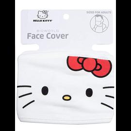 Bioworld Masque - Sanrio Hello Kitty - Visage de Hello Kitty Couvre-Visage *Liquidation*