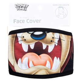 Bioworld Face Mask - Looney Tunes - Face Cover: Taz Mouth