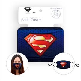 Bioworld Masque - DC Comics - Logo de Superman Couvre-Visage