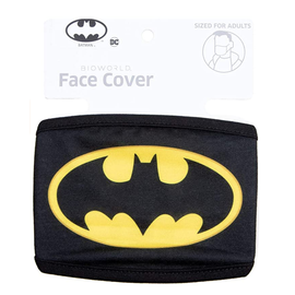 Bioworld Face Mask - DC Comics - Face Cover: Batman Logo