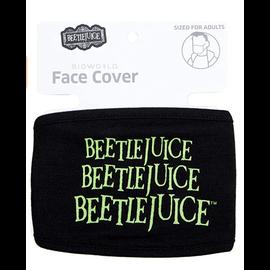 Bioworld Masque - Beetlejuice - Couvre-Visage: Logo de Beetlejuice