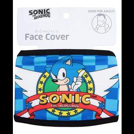 Bioworld Masque - Sonic The Hedgehog - Couvre-Visage: Logo de Sonic