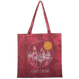 Bioworld Reusable Bag - Harry Potter - Hogwarts is my Home Tote