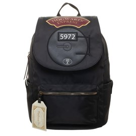 Bioworld Backpack - Harry Potter - Hogwarts Express 5972 Black