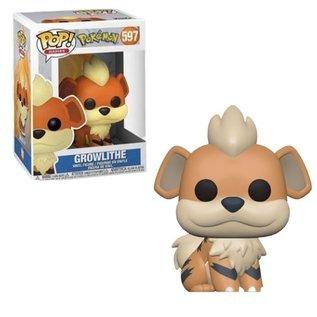 Funko Funko Pop! Games - Pokémon - Growlithe 597