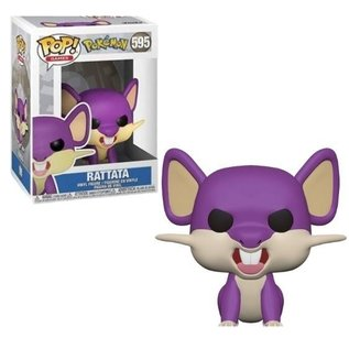 Funko Funko Pop! Games - Pokémon - Ratatta 595