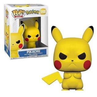 Funko Funko Pop! - Pokémon - Angry Pikachu 598