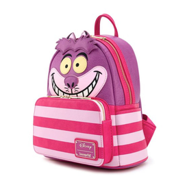 Loungefly Mini Backpack - Disney - Alice in Wonderland: Cheshire Cat