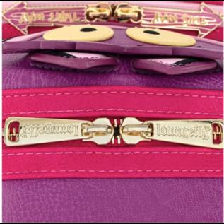 Loungefly Mini Sac à Dos - Disney - Alice au Pays des Merveilles: Chat Cheshire
