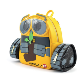 Loungefly Mini Backpack - Disney Pixar - Wall-E and Plant Boot