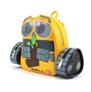 Loungefly Mini Sac à Dos - Disney Pixar - Wall-E et Pousse de Plante
