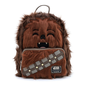 Loungefly Mini Sac à Dos - Star Wars - Empire Strikes Back: Chewbacca en Fausse-Fourrure